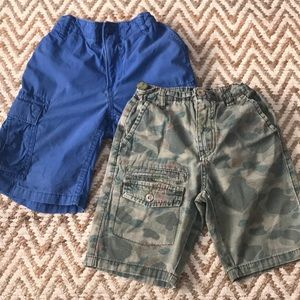 Pair of Boy's Shorts